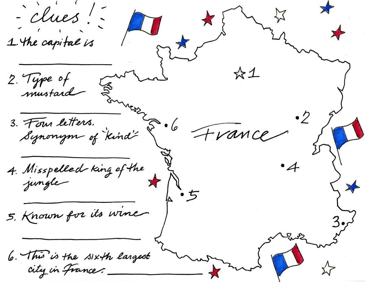 DMD-French-worksheet