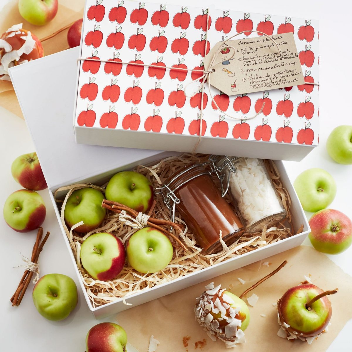 Darcy Miller Designs Caramel Apples to Go, Paper Craft, Healthy Snacks, Apple Craft, Crab Apples, Downloadable Template
