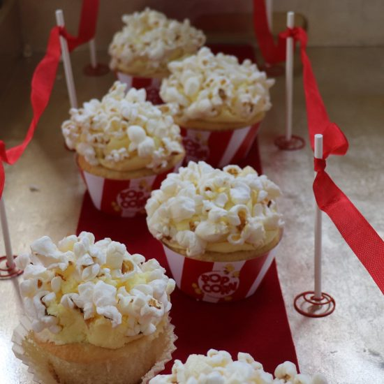 Oscars, Academy Awards, Movie Star, Awards Show, Viewing, Cupcake, Popcorn, Downloadable Template, Party Snack