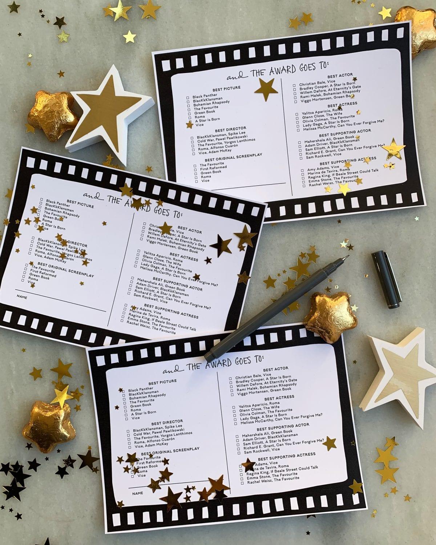 Darcy Miller Designs, Darcy Miller, Oscars, Stars