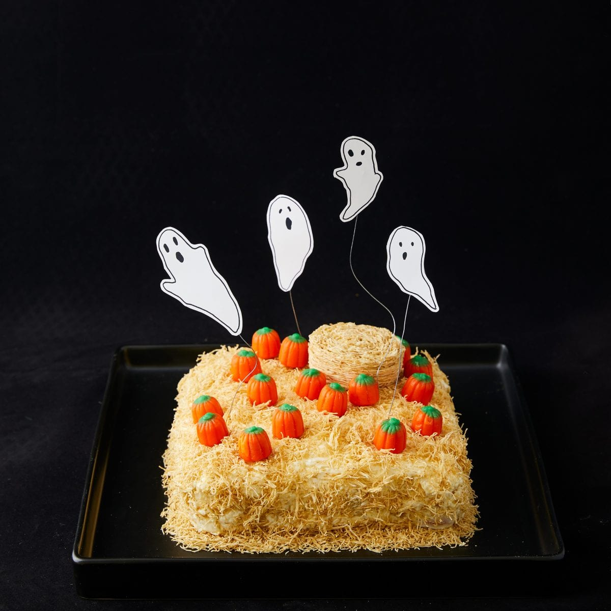 Haunted Pumpkin Patch Cake Darcy Miller Designs
