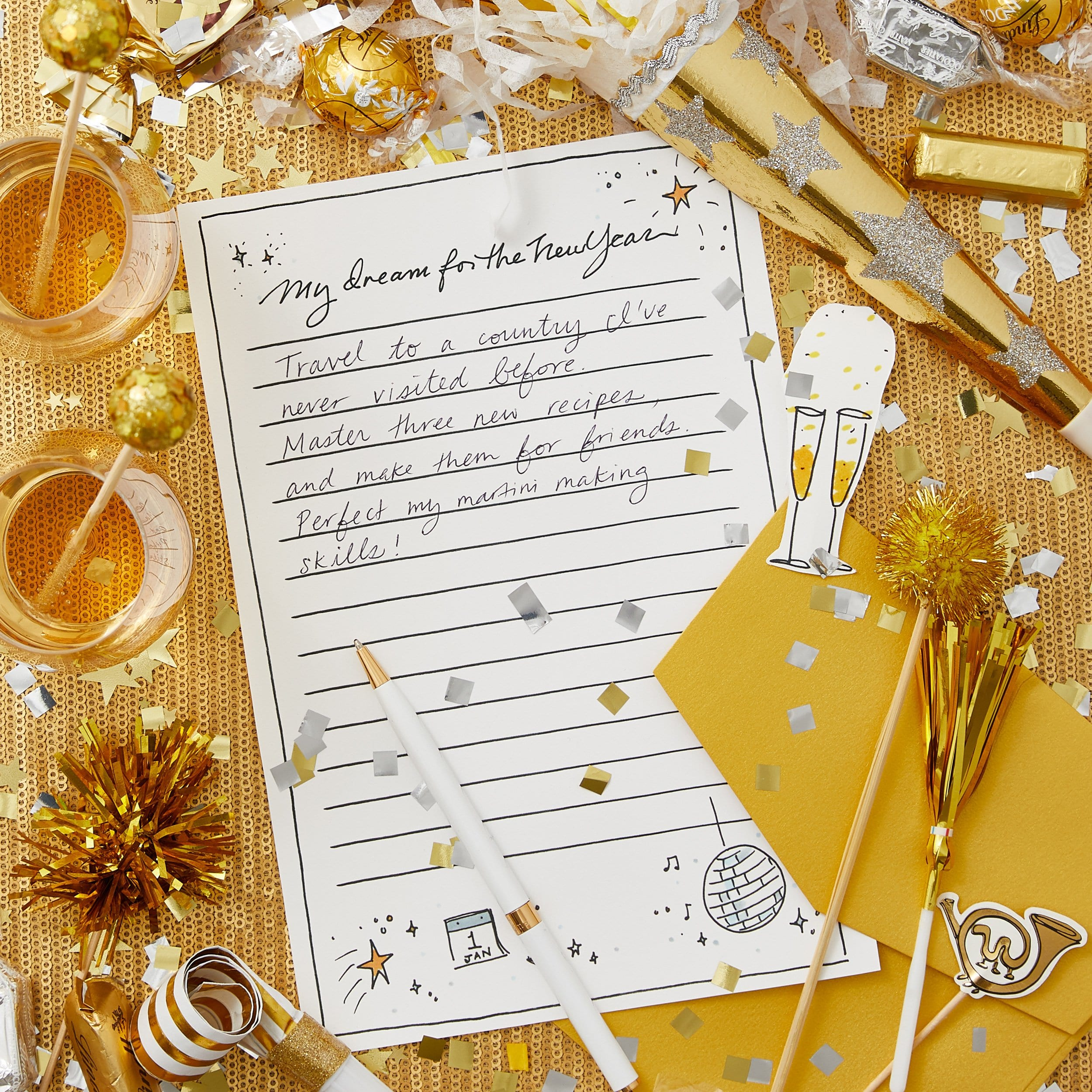 Darcy Miller Designs, New Years Eve Party, NYE Party