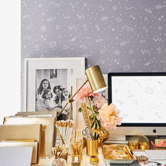 Darcy Miller Designs, Darcy Miller, Studio Tour, Office Design