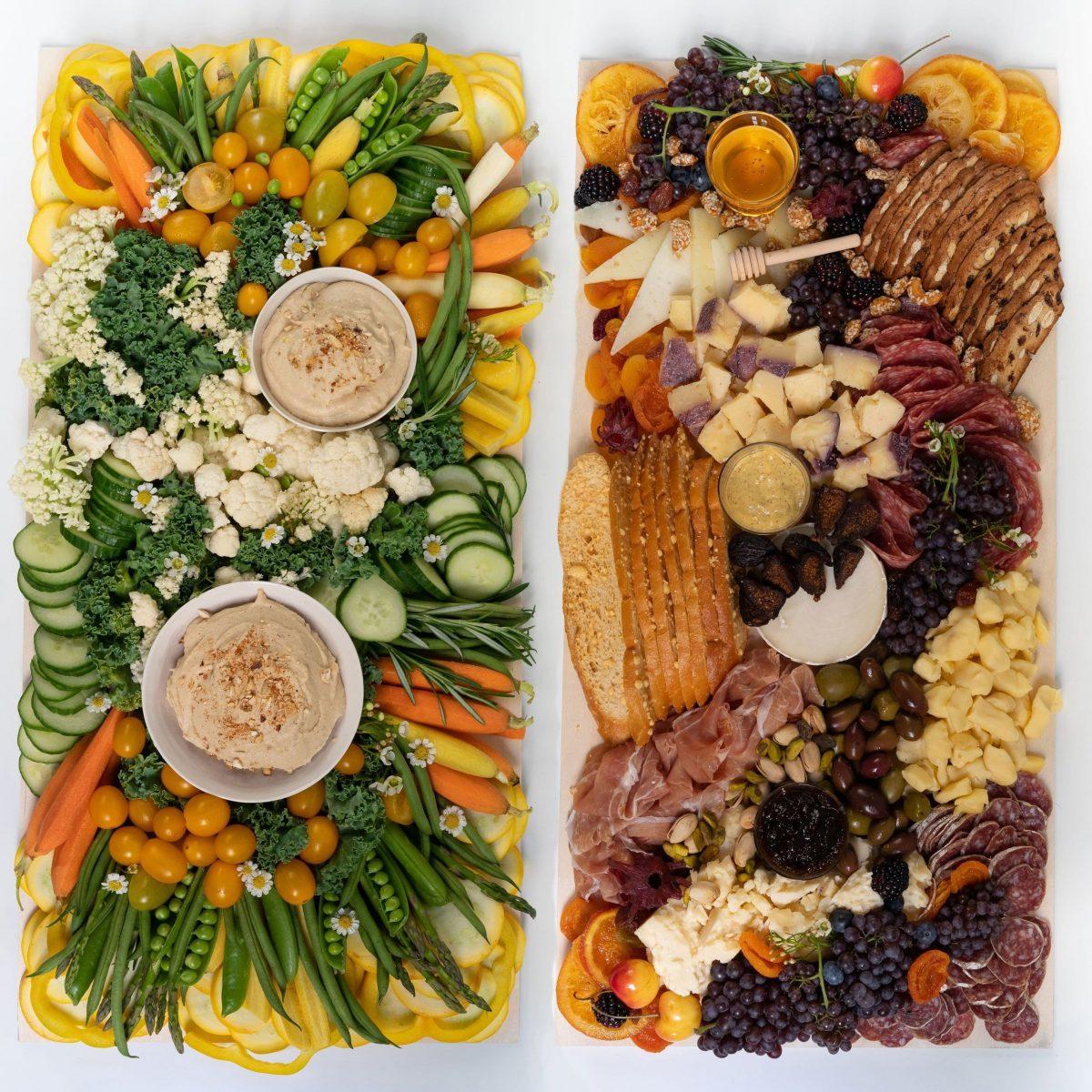 Darcy Miller, Darcy Miller Designs, Graze New York, Food, Party Food, Graze board