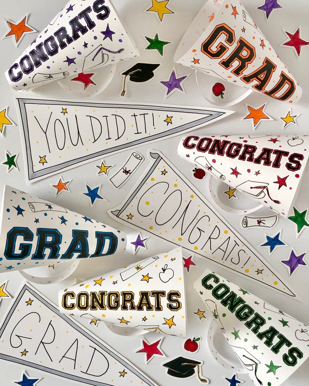Darcy Miller Designs, Graduation