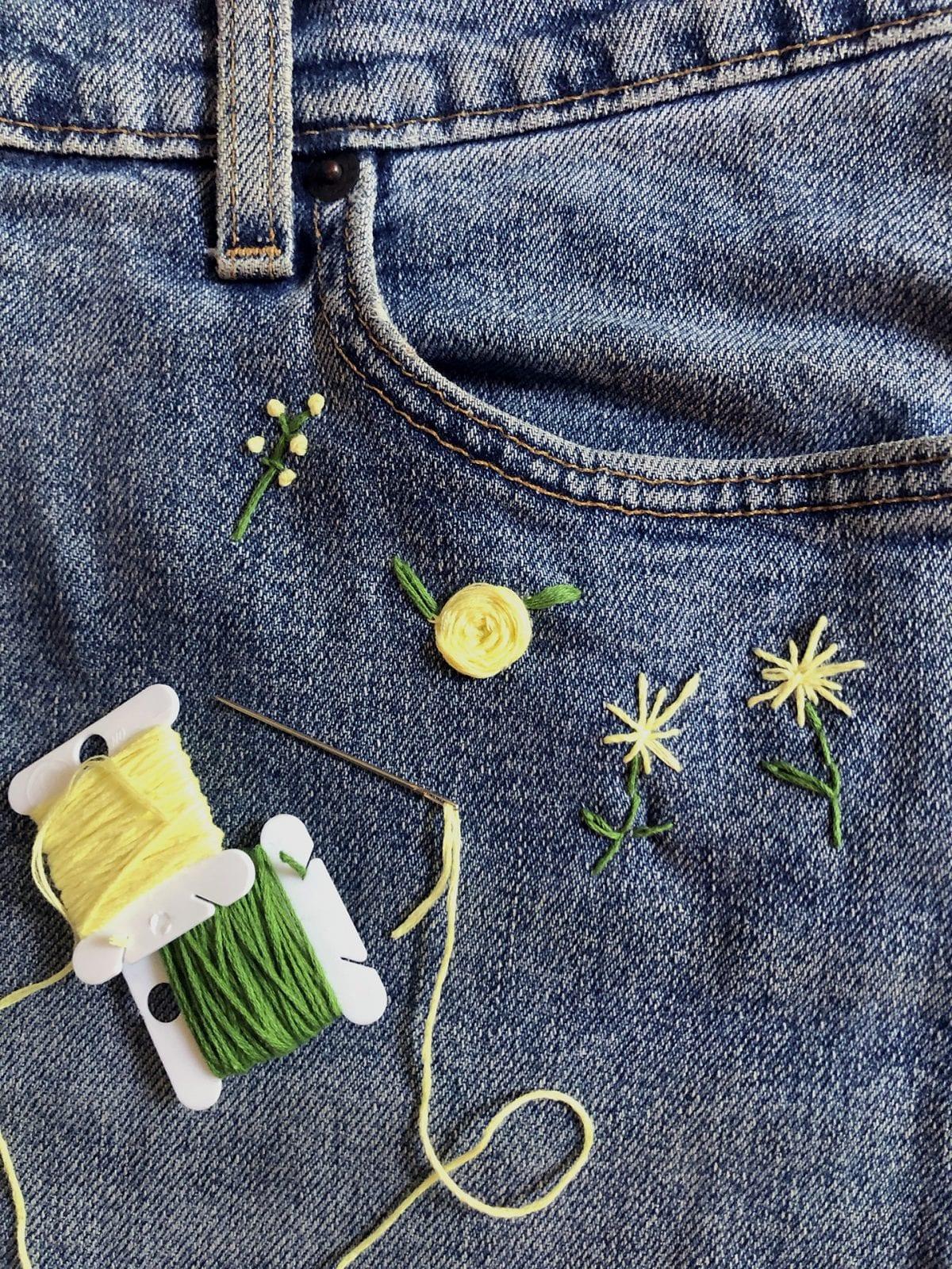 Darcy Miller Designs, Camp Darcy, Flowers