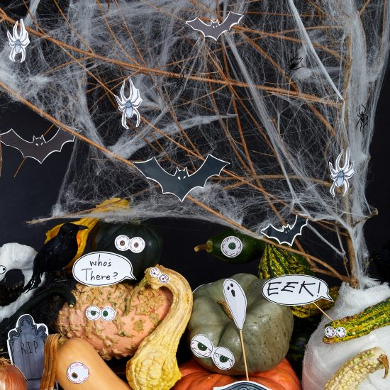 Darcy Miller, Darcy Miller Designs, Haunted Branch Halloween Decor