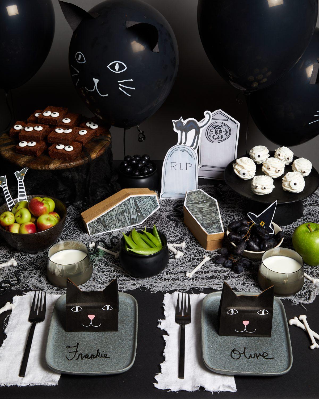 Darcy Miller, Darcy Miller Designs, Halloween, Graveyard Decor for Halloween