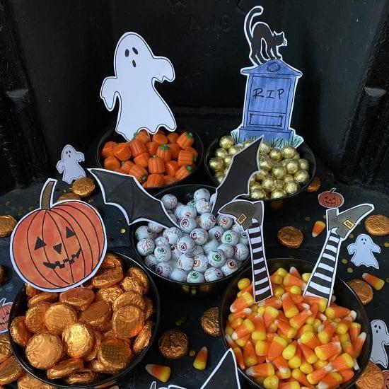 Darcy Miller, Darcy Miller Designs, Halloween, Halloween at Home