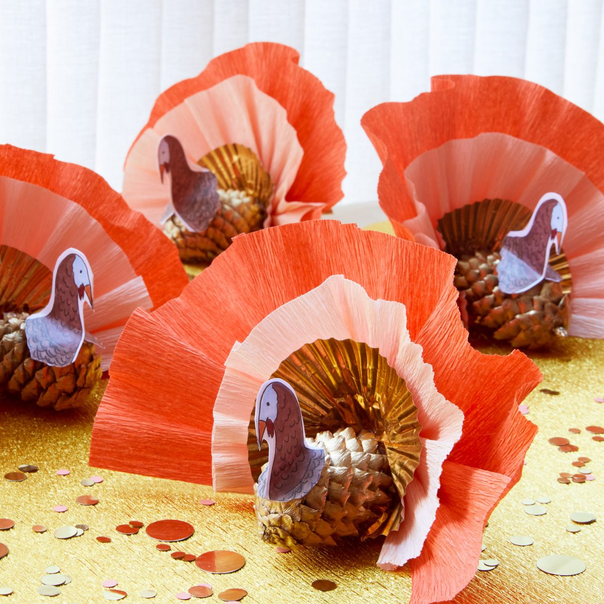 Darcy Miller, Darcy Miller Designs, Thanksgiving