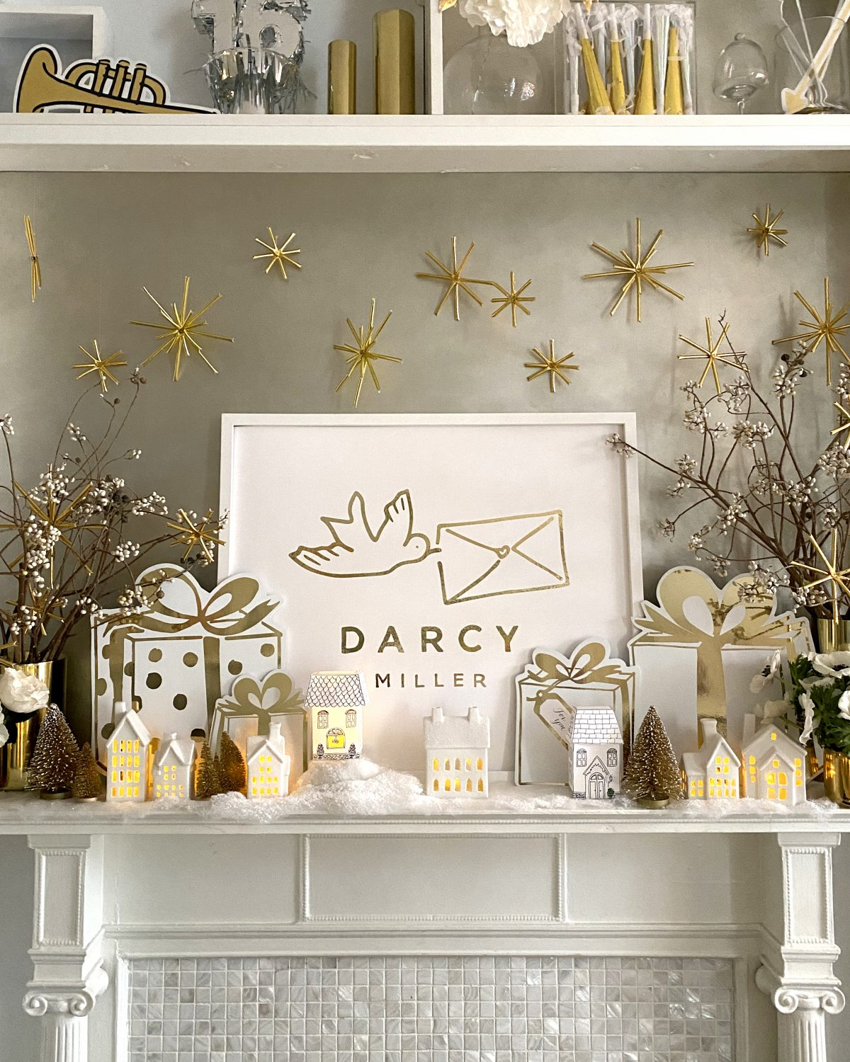 Darcy Miller, Darcy Miller Designs, Holiday, Holiday Party