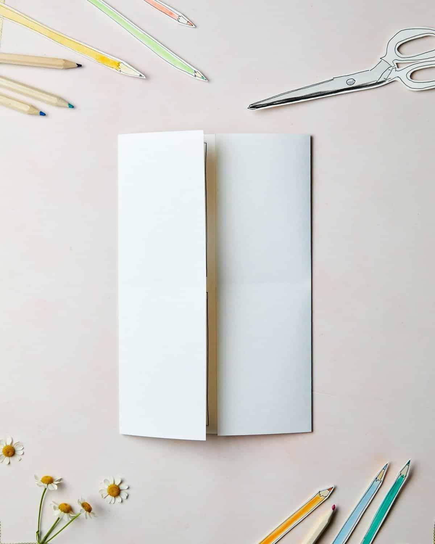 DIY Sketchbook Journal